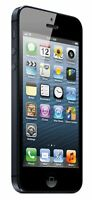 NEW FACTORY UNLOCKED AT&T APPLE IPHONE 5 16GB BLACK PHONE JL80 B
