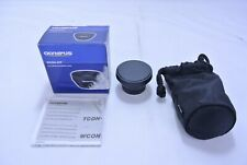 Olympus WCON-07F Wide Conversion Lens with Both Caps Japan 0.7X 200358