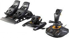 Thrustmaster FCS Flight Pack Joystick/Throttle/Rudder Pedals PC Gaming T.16000M