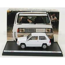 Brumm Fiat Panda 30 + Transkit (Decals And Accessorie S For Rally Sanremo 1982)
