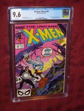 Uncanny X-Men #248 CGC 9.6  1st Jim Lee art on X-Men