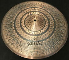 "20"" Saluda Hand Hammered Prototype Light Ride Cymbal"