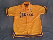 NBA Rewind Series by Nike - 1957 LA Lakers Warm Jacket - Youth Size Large