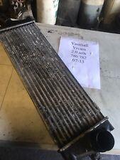 2006-2014 VAUXHALL VIVARO / RENAULT TRAFIC 2.0 Diesel Intercooler