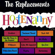 *NEW* CD Album The Replacements - Hootenanny (Mini LP Style Card Case)