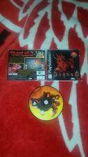 Diablo (Sony PlayStation 1, 1998) complete cib rare