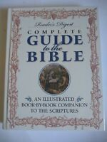 Complete Guide to the Bible by Reader's Digest 1998 Hardback