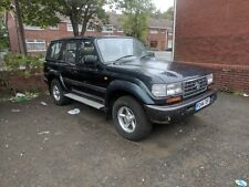 Toyota Land Cruiser VX 4.5 7 Seater *Spares Or Repair*Export*Starts And Drives**