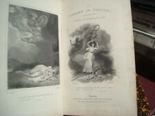 The poems of Ossian translated by James Macpherson London 1840 Printed Glasgow
