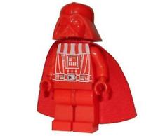 *NEW* Custom - VADER & RED HELMET PROTOTYPE REPLICA - Star Wars Block Minifigure