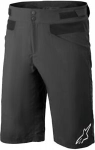 Alpinestars Drop 4.0 Shorts Black With Padded Liner - Mountain Bike Baggy