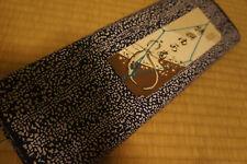 Vintage 60s JAPANESE KIMONO Yukata FABRIC 12yds cotton