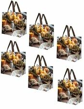 Earthwise Reusable Grocery Shopping Bags Extremely Durable Multi Use Large
