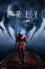 PREY - KEY ART VIDEO GAME POSTER - 22x34 - 14334