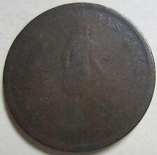 1837 Province Du Bas Canada One Penny Token (K1315)