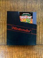 NES Mutant Ninja Turtles II The Arcade Game *Authentic* Origin Owner+ Dust Cover