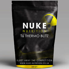 T6 THERMO BLITZ WEIGHT LOSS DIET PILLS SLIMMING TABLET - STRONG FAT BURNERS
