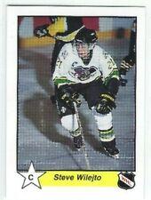 1997-98 Prince Albert Raiders (WHL) Steve Wilejto