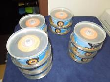 25 PACK VERBATIM DIGITAL VINYL RECORD DESIGN COLOR CODED CD-R 700MB 94488 NEW