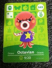 Animal Crossing Amiibo Card