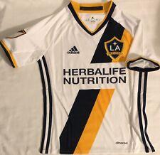 Adidas LA Galaxy Soccer Jersey Youth Size: S&L
