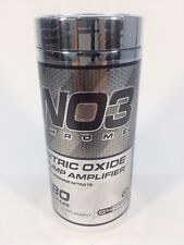 Cellucor NO3 Chrome Nitric Oxcide Pump Amplifier - 180 Capsules