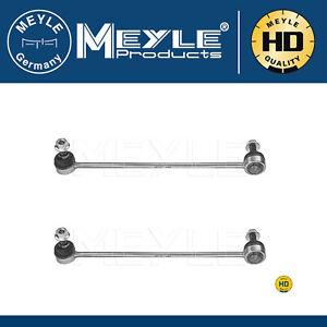 2x Meyle HD Stabiliser Link / Drop Link (Audi, Skoda, Volkwagen) 1160600063/HD