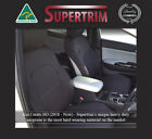 WATERPROOF NEOPRENE FRONT SEAT COVERS + CONSOLE  FIT KIA CERATO BD (2018-ON)