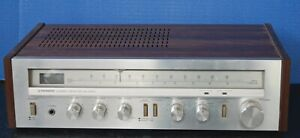 Vintage Pioneer SX-3400 Stereo Receiver Parts or Repair.