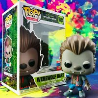 Werewolf Bart 2020 NYCC Exclusive The Simpsons Treehouse of Horror Funko POP!