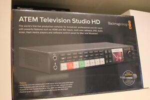 Blackmagic Design Atem Television Studio FULL HD HD SDI HDMI MIXER HÄNDLER