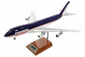 Inflight200 WB Models WB747FEDEX 1:200 Boeing 747F FedEx Federal Express N631FE
