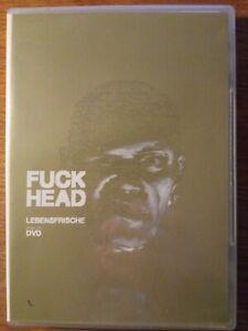 Fuckhead - Lebensfrische - DVD - Noise á la Merzbow Swans Squarepusher Knorkator