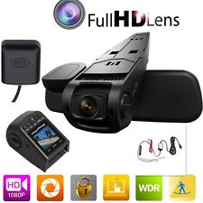Hd 1080P Stealth Camera Car B40 Dash Cam Multi-language 170 Degree+Gps+Hard Wire