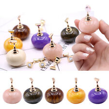 Magnetic Nail Holder Practice Training Acrylic Display Stand Manicure Tools