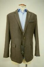 ISAIA cappotto da uomo lungo LANA CASHMERE coat marrone tg. 48 50(IT) 38 40(US) | eBay