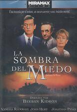 DVD - La Sombra Del Miedo NEW Shades Of Fear Beeban Kidron FAST SHIPPING !
