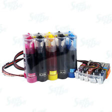 Continuous Ink System for Canon PGI-270 CLI-271 PIXMA MG5722 MG6820 TS6020 CISS