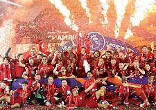 Liverpool FC Poster Champions 2020 NEW Premier League, FREE P+P CHOOSE YOUR SIZE