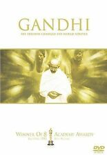 Gandhi (DVD, 2001, Special Edition) open watched once