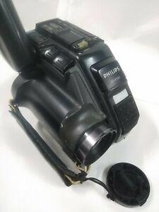 video camera philips 68vkr80  compactvideo mini explorer  non testato