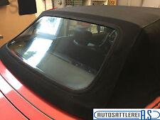 BMW Z3 Cabrio Heckscheibe mit Reißverschluss Flexglas wie im originalem