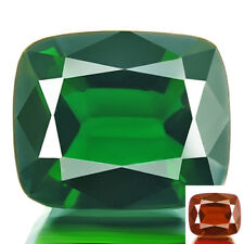 1.71ct IF-FLAWLESS NATURAL COLOR CHANGE CHROME TOURMALINE RARE 5A+ CHROME GREEN!