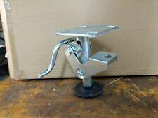 One 6 Caster Floor Lock Stop Immobilizer Brake 6 12 8 Range Foot Operated
