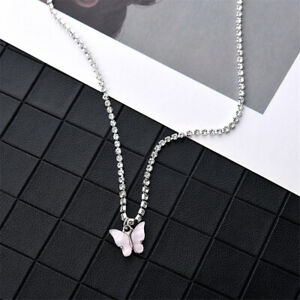 NEW Women Gold Silver Choker Multi-layer Necklace Pendant Clavicle Charm Jewelry