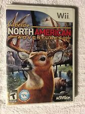 Cabela's North American Adventure (Wii) Brand New Sealed
