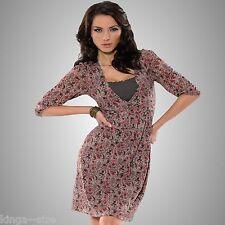 Kleid *** Sommerkleid / Etuikleid / Stretchkleid / Tunika  2-in-1  Gr.38   NEU