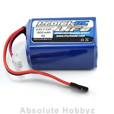 ProTek R/C LiFe Hump Receiver Battery Pack (6.6V/1800mAh) (w/Balancer Plug)
