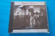 """DEACON BLUE """" WHEN THE WORLD KNOWS YOUR NAME"""" CD 1989 CBS SEALED"""