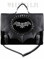 9b741e1a0ce2dc Restyle Magic Bat Briefcase Satchel Handbag Gothic Cameo Bag Bat Wings Witch